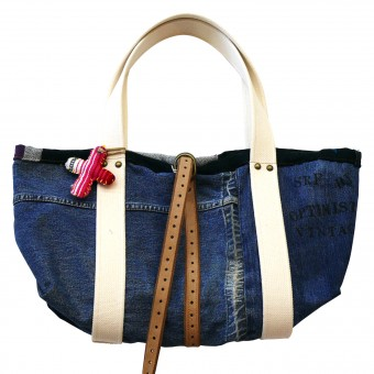 SRF Denim BAG